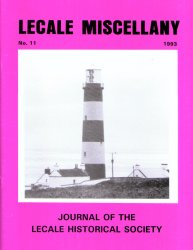 Front Cover: St John's Point Lighthouse celebrates its centerary in its present form.  Photo: Courtesy of Albert W.K. Colmer