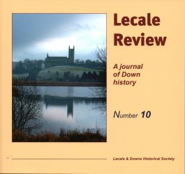 Front Cover: Down Cathedral from Inch Abbey