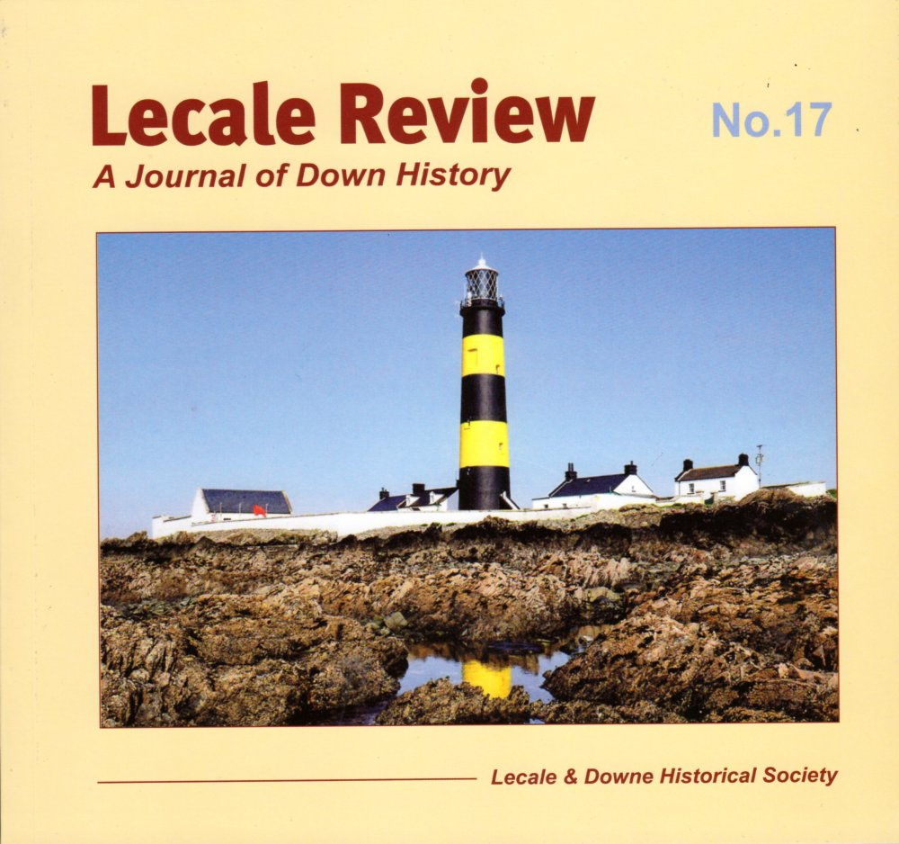 Front Cover: St John's Point Lighthouse