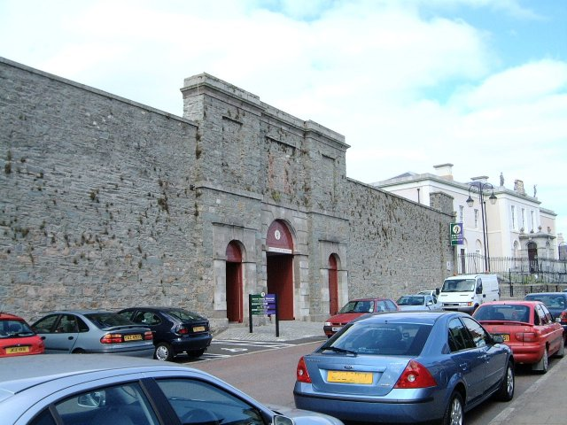 Down Museum, The Mall, Downpatrick: Photo - Patrick Devlin